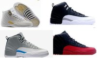 Newest retro 12 XII mens basketball shoes Men' s Sport B...