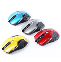 2017 NEW Wireless Mouse 2. 4G USB Optical Computer Mouse Game...