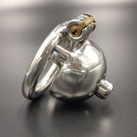 New Lock Design 25mm Cage Length Stainless Steel Super Small...