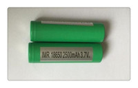 HOT VT C3 VT C4 VT C5  INR18650 lithium batteries 25R for 25...