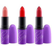 Best quality Selena lipstick matte 12 colors for matte lipgl...