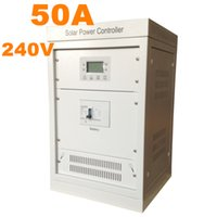 50A MPPT солнечный контроллер 240v солнечный регулятор заряда солнечный регулятор мощность 12000w