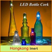 2017 Originality USB Bottle lamps LED Multicolor LAMP Cork P...