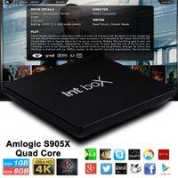 Android OTT TV Box Q8 1gb 8gb Amlogic S905X Quad Core Ultra ...