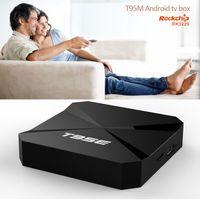 T95E 4k android tv box kodi 16. 1 pre- loaded Rockchip RK3229 ...