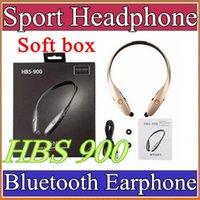 HBS 900 HBS-900 Écouteurs intra-auriculaires Bluetooth Écouteurs stéréo Bluetooth Écouteurs intra-auriculaires Bluetooth Pour LG HBS-900 Étui Samsung G-EJ