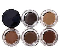2017 HOT Pomade Medium Brown Waterproof Makeup Eyebrow 4g Bl...
