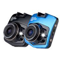 Voiture caméra voiture DVR véhicule HD 1080P caméra enregistreur vidéo tableau de bord caméra G-capteur enregistreur DVR voiture pour l'expédition gratuite