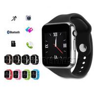 Smartwatch A1 Bluetooth Smart Watch Waterproof Smart Watch F...