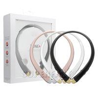 HBS 910 HBS910 Wireless Headphone Sport Neckband Headset Blu...