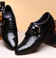 New Fashion Office Men Dress Shoes Wedding Party Man Casual ...