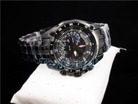 New Mens Sports EF- 550RBSP- 1AV Chronograph Black Dial Watch ...