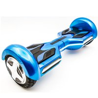 USA STOCK! UL2272 8 pouces Deux roues Self Balancing Electric Scooter App Control