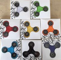 400Pcs Spin 1.5-2.5 Minutes EDC Fidget Spinner jouet jouet girouette Hand tri spinner HandSpinner EDC Toy pour décompression Anxiety Toys