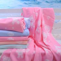 Super Soft Carton 100% Cotton Gauze large 110x110CM 180G Chi...