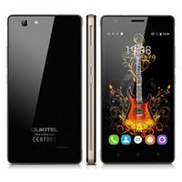 Новый 4G LTE OUKITEL C4 64-Bit Quad Core MTK6737 1GB 8GB Android 6.0 Зефир 5,0-дюймовый IPS 1280 * 720 HD OTA GPS WiFi 5.0MP камеры Smartphone