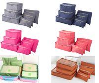100sets NewestDouble Zipper Waterproof Travelling Bags Men W...