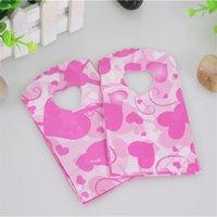 Wholesale- Hot Sale New Fashion Wholesale 50pcs lot Pink Hear...