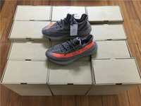 Hot Kanye West 350 V2 Boost Run Shoes Men Running Shoes Wome...