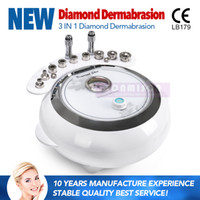 New Arrival Microdermabrasion Machine 3 In 1 With 2pcs Diamo...