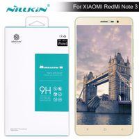Wholesale- Nillkin Redmi Note 3 Screen Protector Nilkin Amaz...