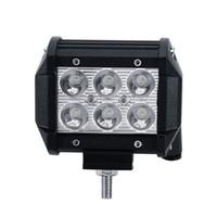 Hot sell 12V 24V 18W super brightness C ree led driving ligh...