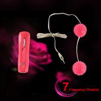 7 Speed Vibrating Egg, Bullet Egg Vibrator For Women Ben Wa B...
