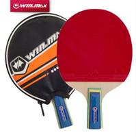 Free Shipping Winmax 1 Star Table Tennis Racket , Pingpong Pa...