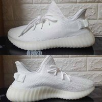 Super Perfect Quality Boost 350 V2 Cream White Running Shoes...