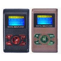 Wholesale- 2016 Vintage Mini USB Clip MP3 Player LCD Screen ...