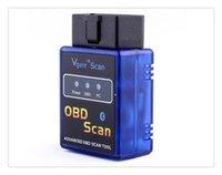 DHL Free HH OBD MINI ELM327 Torque Android Bluetooth OBD2 OBDII CAN BUS Vérifier le moteur Auto Scanner Interface Adapter Lecteur de code ECU