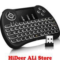 Wholesale- [Upgraded] Backlight Keyboard i8+ 2. 4Ghz Wireless...