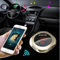 Wholesale- Fashion Car MP3 Player Kit Golden Music Q7 Suppor...