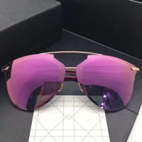 Reflected Sunglasses Luxury Women Brand Designer Sunglasses ...