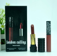HOT Makeup set Lonuon Calling mini Everlasting liquid Lipsti...
