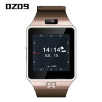 DZ09 montre intelligente GT08 U8 A1 GV18 Smartwatch Android Wrisbrand Avec carte SIM pour Apple Samsung IOS Android Cell Iphone 7 / Pluse Bluetooth