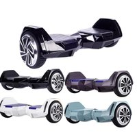 USA STOCK! 6,5 pouces Hoverboard Smart Balance roue UL2272 Scooters électriques Drifting Board auto équilibrage Skateboard