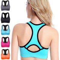 New Anti vibration Running Sports Yoga Wireless Bra High Qua...