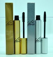HOT NEW Makeup LASH Mascara black Waterproof black gold silv...