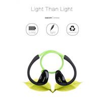 Vente en gros-Dacom athlète Bluetooth 4.1 casque sans fil casque de sport écouteurs stéréo avec microphone NFC