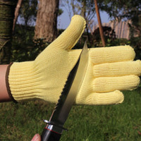 Aramid Fiber KEALAR Glove Power of Performance Safety Cut Pr...