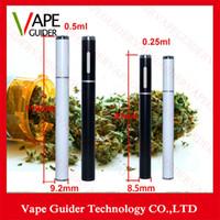 Disposable Vaporizer Cartridge Empty bbtank OEM ODM For CBD ...