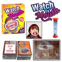 Watch Ya Mouth Game Best Christmas Celebration Party Game ca...