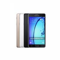 Remanufacturado Original Desbloqueado Samsung Galaxy On7 G6000 teléfono móvil Quad Core 5.5''13MP 4G LTE teléfono Android 1280x720 Dual SIM Smartphone