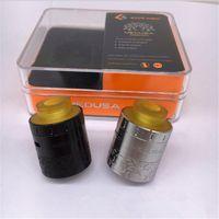 GeekVape Medusa RDTA atomizador E Cigarrillo atomizador 3ml tanque Simplificado RDA Grip Refill GeekVape Medusa RDTA