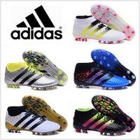 2017 Adidas Shoes ACE 16. 1Primeknit TPU FG AG Boots Pure S76...