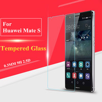 Wholesale- For Huawei Mate S Tempered Glass Screen Protector...