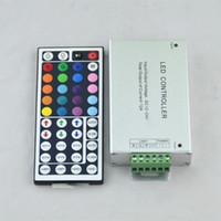 IR Remote Controller DC12V- 24V 12A 144W 44 Keys For RGB SMD ...