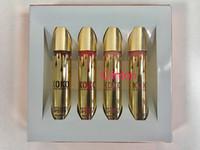 Кайли Дженнер КОКО Kollection Lip Kit LipGloss Set Koko Kollection 4шт Набор золото Металлический матовый комплект водонепроницаемый для губ с SN