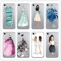 16 Designs Color Printing Fashion City Girls Fashion Show Ma...